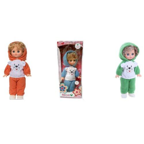 Купить Интерактивная кукла Весна Жанна 14 34 см В429/о, Куклы и пупсы