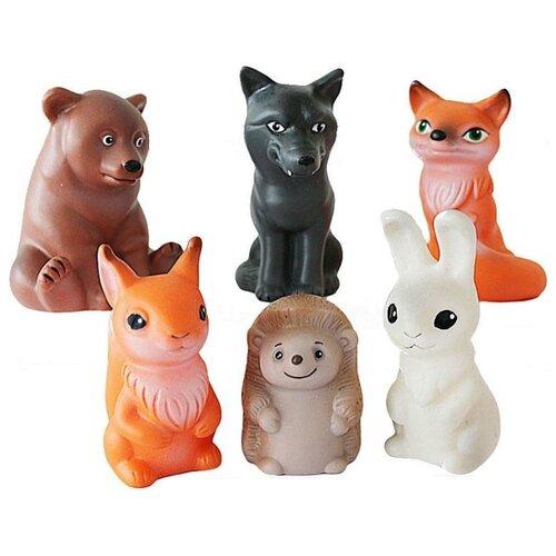Купить Фигурки Весна Животные леса В885, Игровые наборы и фигурки