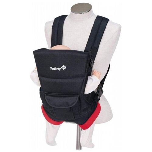 Купить Рюкзак-переноска Safety 1st YOUMI plain red, Рюкзаки и сумки-кенгуру