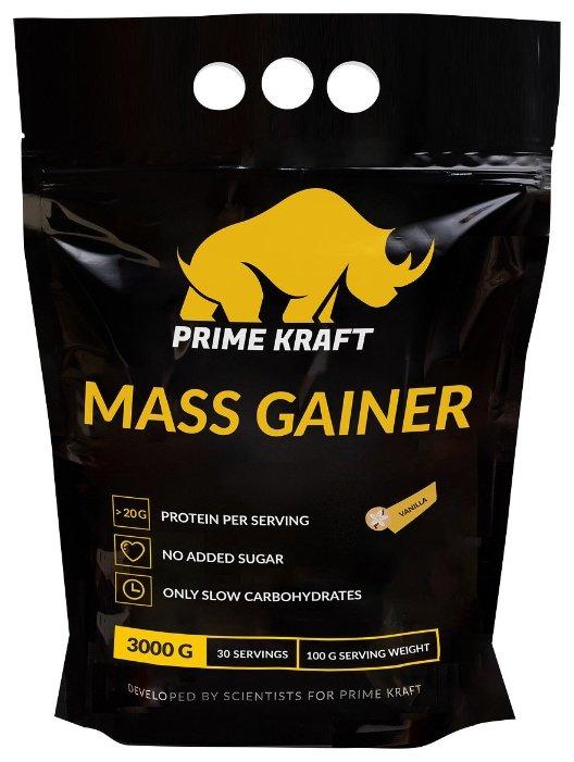Гейнер Prime Kraft Mass Gainer (3000 г)