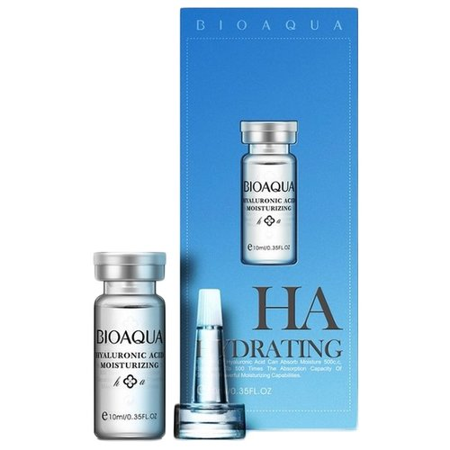 BioAqua HA Сыворотка для лица с гиалуроновой кислотой, 10 мл крем для ухода за кожей femegyl оживляющий с гиалуроновой кислотой 250 мл