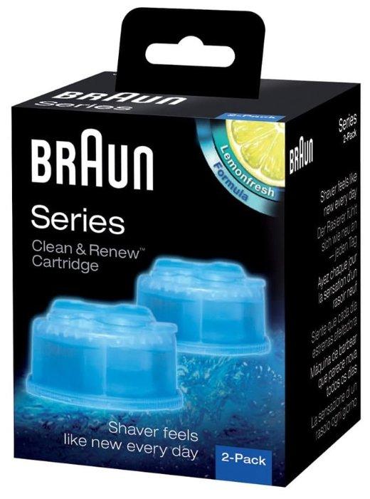 Жидкость для бритвы Braun CCR2