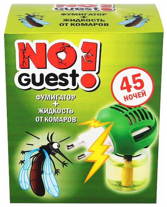 Фумигатор + жидкость NoGuest! от комаров