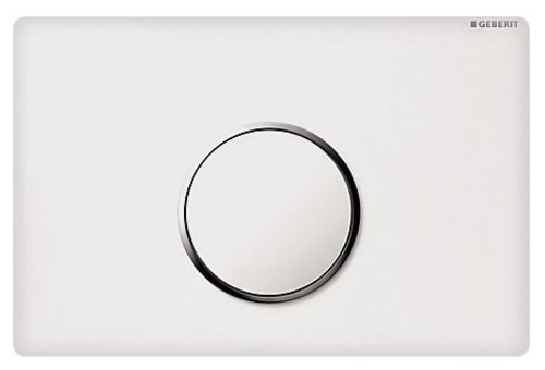 Кнопка смыва GEBERIT 115.908.KJ.1 Sigma 10