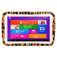 Планшет MonsterPad Зебра/леопард леопард