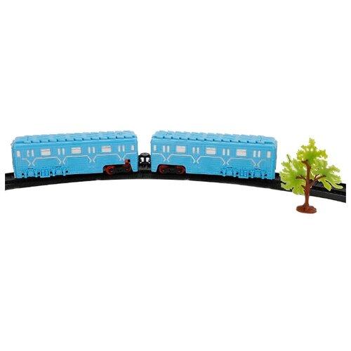 Купить Играем вместе Стартовый набор Поезд метро , B806137-R10, Наборы, локомотивы, вагоны