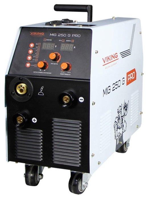 Сварочный аппарат VIKING MIG-250G PRO