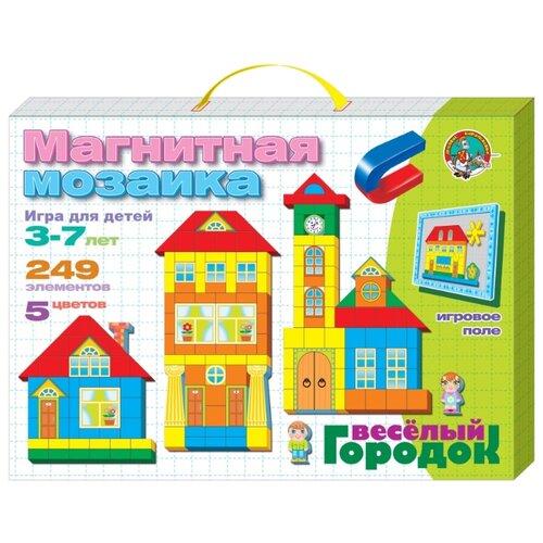 Десятое королевство Магнитная мозаика Веселый городок (01511)