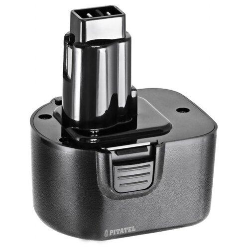 Аккумулятор Pitatel TSB-056-DE12/BD12A-20C Ni-Cd 12 В 2 А·ч аккумулятор pitatel tsb 160 met48 13c ni cd 4 8 в 1 3 а·ч