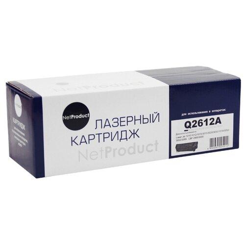 Фото - Картридж Net Product N-Q2612A, совместимый картридж net product n ep 27 совместимый