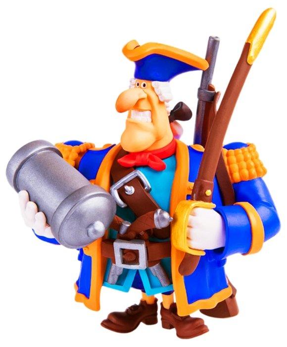 Фигурка PROSTO toys Остров Сокровищ - Капитан Смоллет 161802