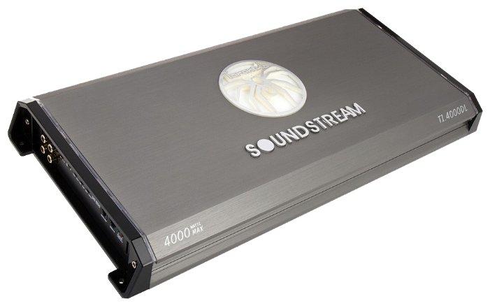 Автомобильный усилитель Soundstream T1.4000DL