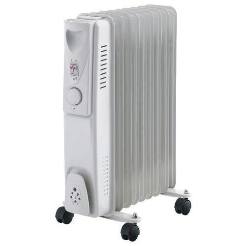 Масляный радиатор WWQ RM03-2009 белыйОбогреватели<br>