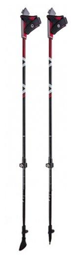 Палка для скандинавской ходьбы 2 шт. ECOS Телескопические Алюминиевые AQD-B014A