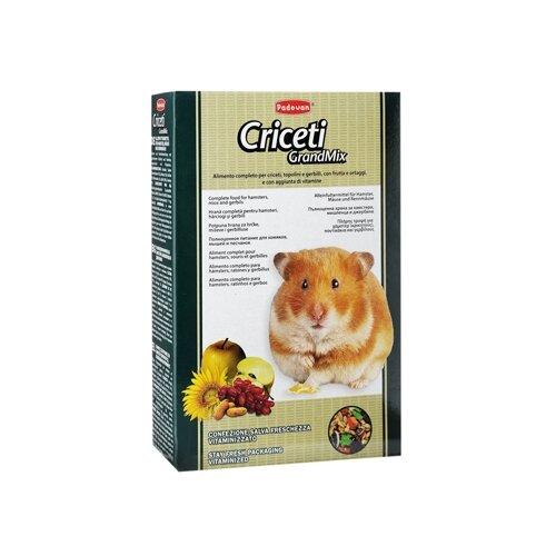 Комплексный корм для хомяков, мышей и песчанок Padovan GrandMix Сriceti 1 кг