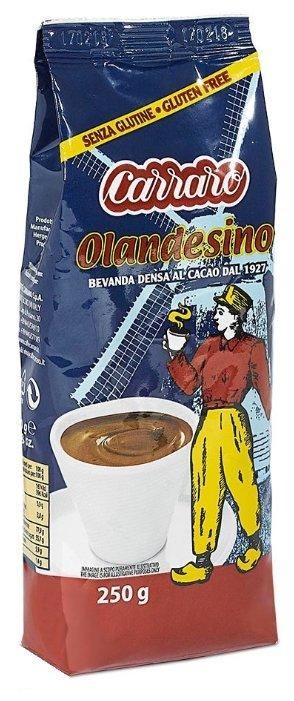 Carraro Olandesino Шоколад растворимый, пакет