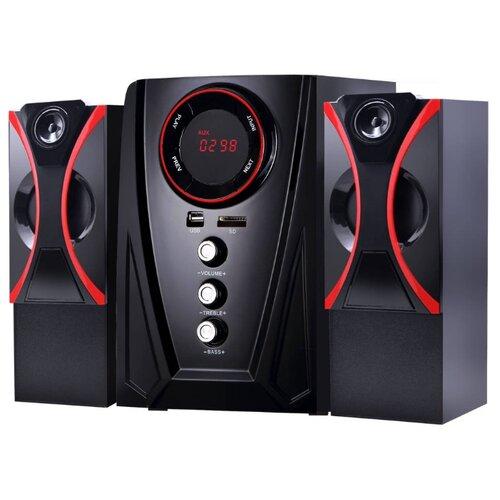 Купить Компьютерная акустика Ginzzu GM-407 черный
