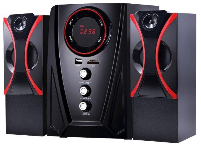 Компьютерная акустика Ginzzu GM-407