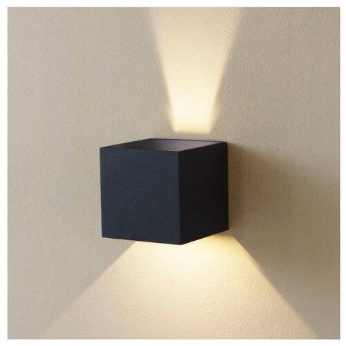 Настенный светильник Citilux Декарт-6 CL704061, 6 Вт настенный светодиодный светильник citilux декарт cl704310