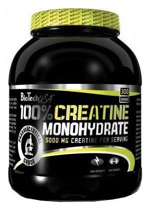 Креатин BioTech Creatine Monohydrate (300 г)