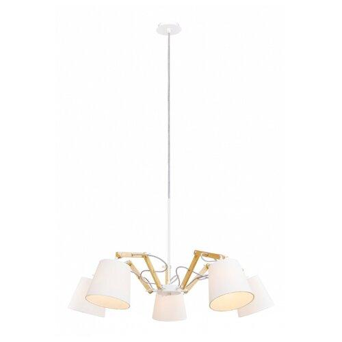 Люстра Arte Lamp Pinocchio A5700LM-5WH, E14, 200 Вт люстра arte lamp gracia a1528lm 5wh e14 200 вт