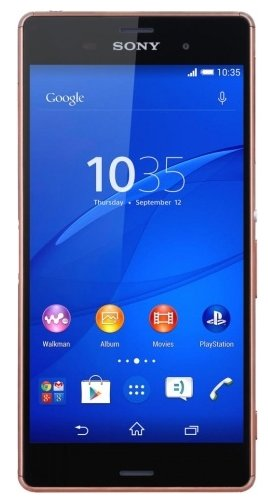 Смартфон Sony Xperia Z3 (D6603)
