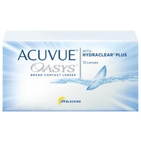 Acuvue OASYS with Hydraclear Plus (12 линз)