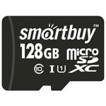 Карта памяти SmartBuy microSDXC Class 10 UHS-I U1