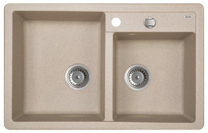 Мойка для кухни Granucryl Iddis Vane G V23P782i87
