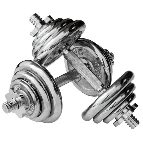 Набор гантелей разборных York Fitness B25616 2x10 кг