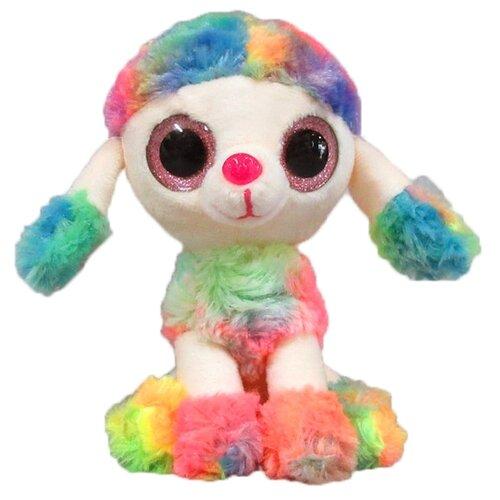 Мягкая игрушка Yangzhou Kingstone Toys Пудель мультиколор 15 см