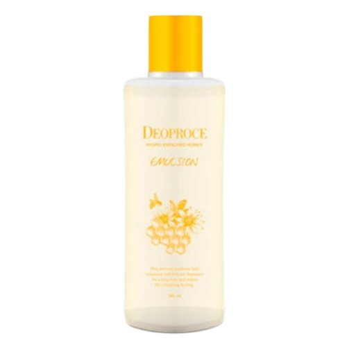 Deoproce Hydro Enriched Honey Emulsion Питательная эмульсия для лица с медом, 380 мл