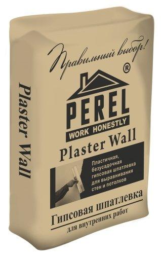 Шпатлевка Perel Plaster Wall