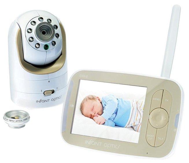 Отзывы Видеоняня Infant Optics DXR-8 на KUPI.TUT.BY