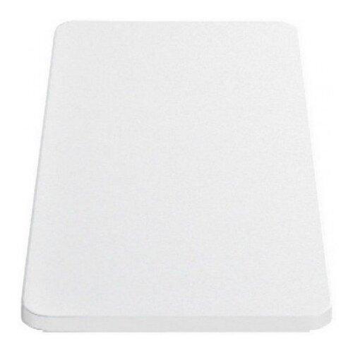 Разделочная доска Blanco 217611 53х26 см для кухонной мойки белый