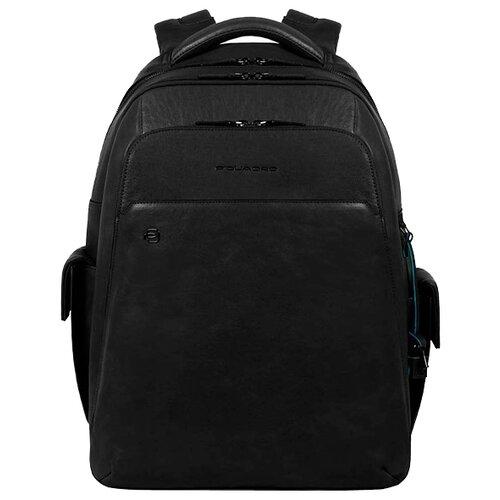 Рюкзак PIQUADRO CA3444B3BM черный рюкзак piquadro ca4443br черный
