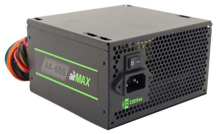 Блок питания Airmax AK-600 600W
