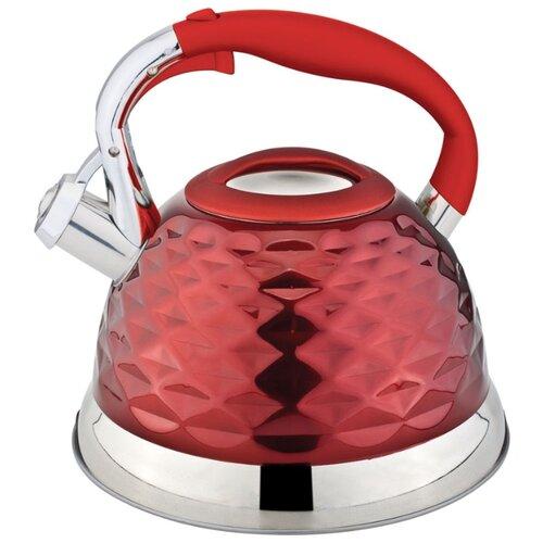Rainstahl Чайник 7634-27RS\WK 2,7 л красный
