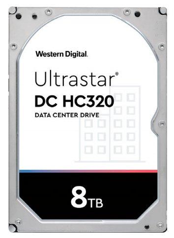 Жесткий диск 8Tb SATA Western Digital Ultrastar HUS728T8TALE6L4 3.5