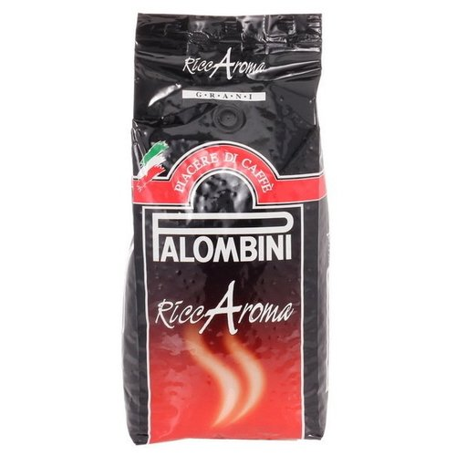 Кофе в зернах Palombini Riccaroma 1000 г