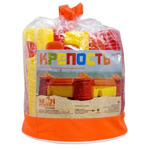 Купить Кубики Росигрушка Крепость 5036, Детские кубики