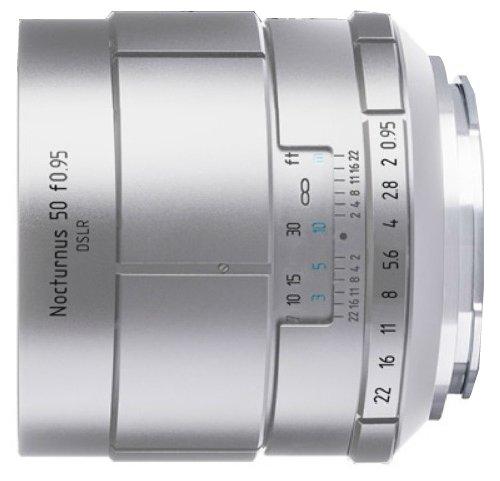 Объектив Meyer-Optik-Görlitz Nocturnus 50mm f/0.95 DSLR Canon EF