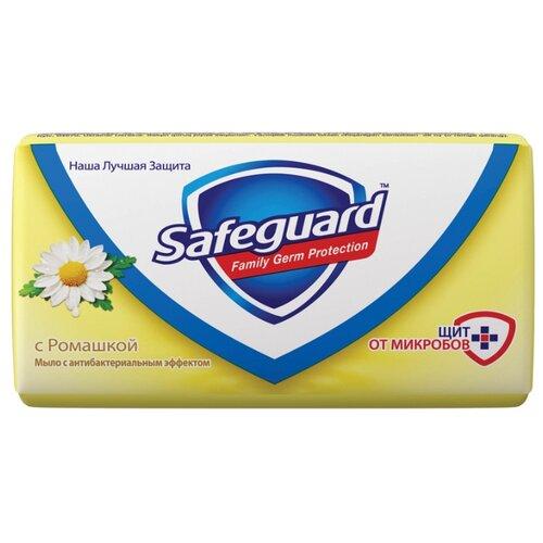 Антибактериальное кусковое мыло Safeguard с Ромашкой, 90 г недорого