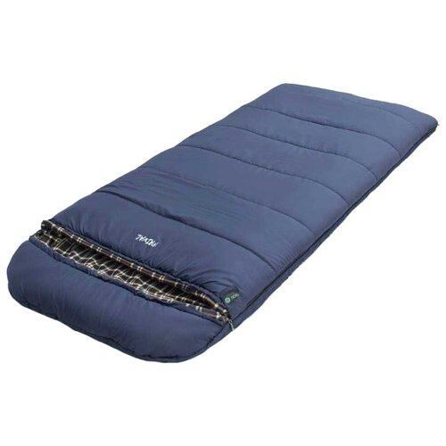 цена на Спальный мешок PRIVAL Северный синий с левой стороны