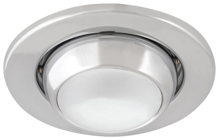 Встраиваемый светильник De Fran FT 9212-50 CH, хром