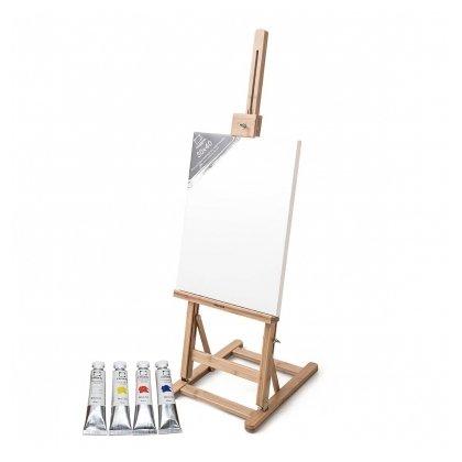Малевичъ Стартовый набор для живописи маслом (МЛ-58)