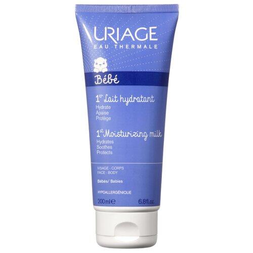 Uriage Увлажняющее Первое молочко 200 мл мыло uriage