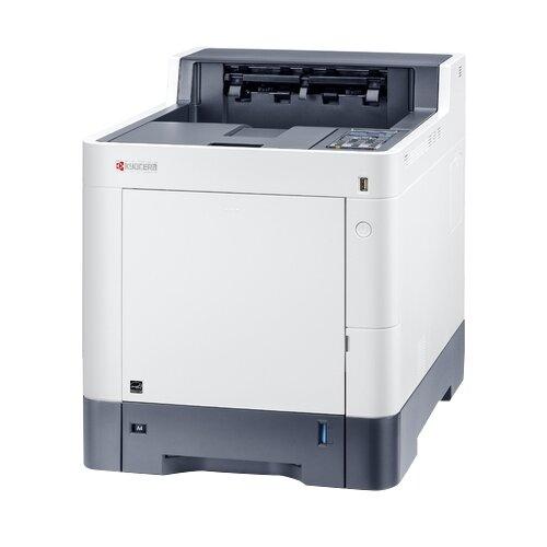 Купить Принтер KYOCERA ECOSYS P6235cdn белый/серый