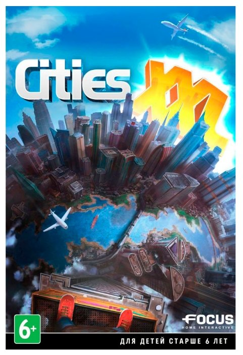 Focus Home Interactive Cities XXL
