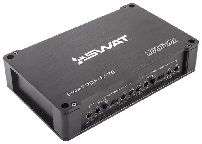 Автомобильный усилитель SWAT PDA 4.175